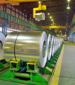 Midwest Steel Distributor - Hot Roll, Pickled, Cold Roll, Coated Coils - homepage