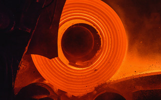 Steel Coils - Commerce Steel Corp. - hot2